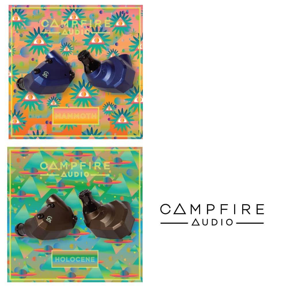 Campfire Audio Mammoth - Holocene