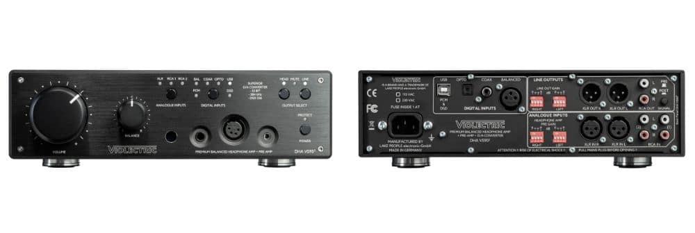Violectric DHA 590 MK2