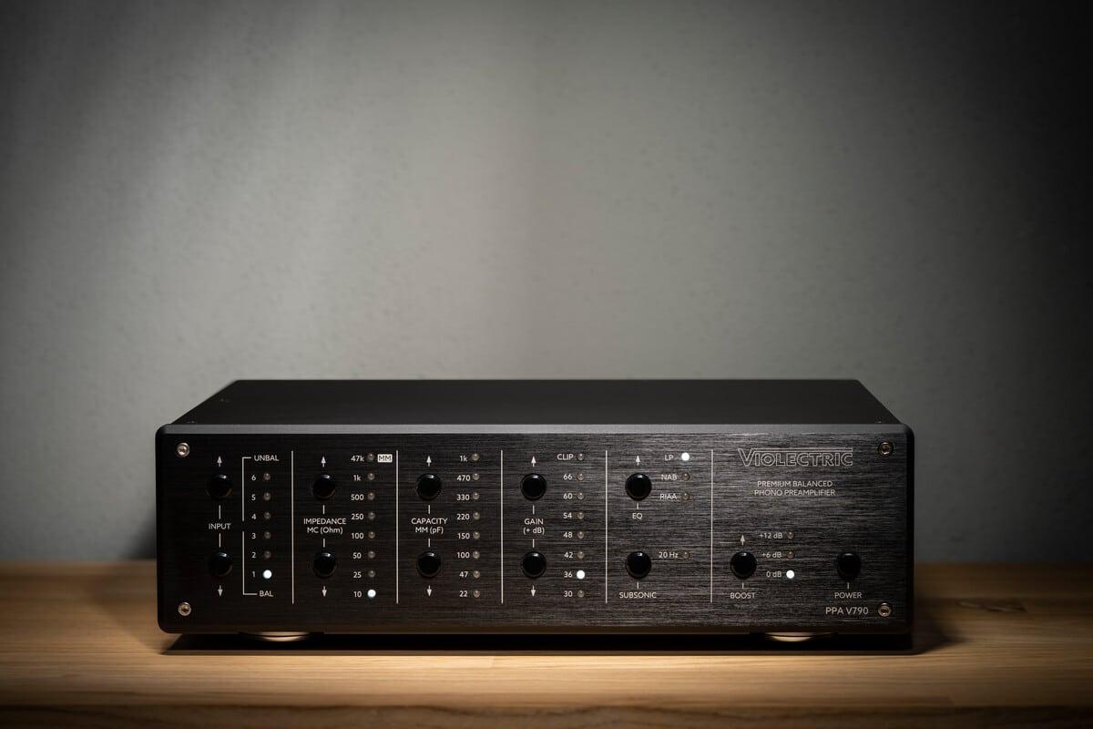 Violectric PPA V790